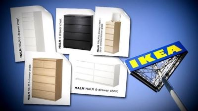 IKEA Recalls Dressers After Toddlers' Deaths