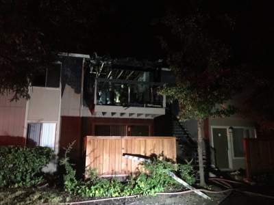 Electrical Fire in Citrus Heights Causes Significant Injuries