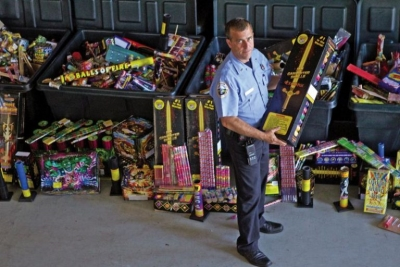 Illegal Fireworks Cause Multiple Injuries on Independence Day
