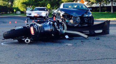 Motorcycle Accidents in the Summer