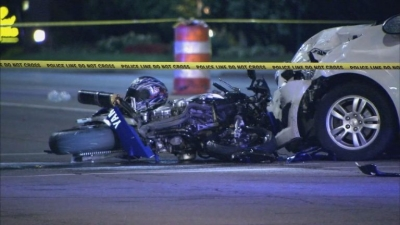 What Should I Do After a Motorcycle Accident?