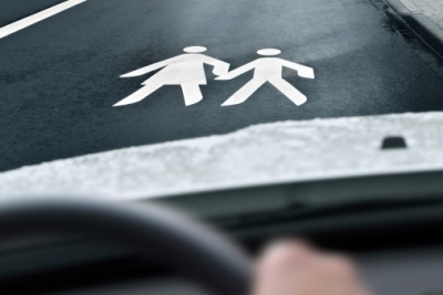 Pedestrian Accidents on the rise in the Spring