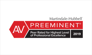 AV Preeminent® Rating