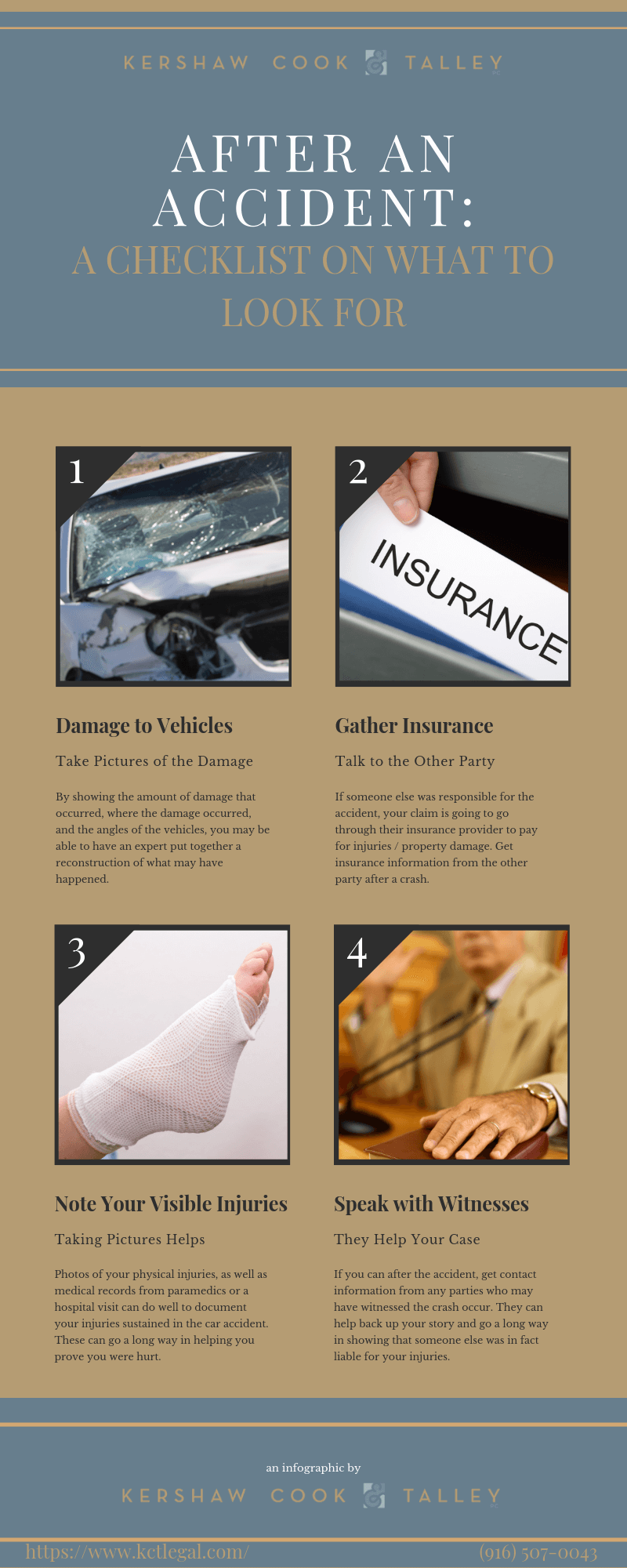 what to do after an accident
